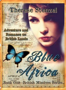 Blue Africa Book Cover